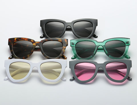 Collette Oversize Cat Eye Sunglasses (Various Colours!)