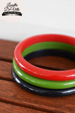 Liz Resin Spacer Bangles