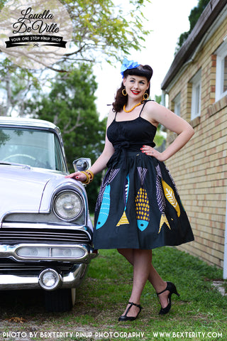Louella DeVille London Life Bettie Skirt