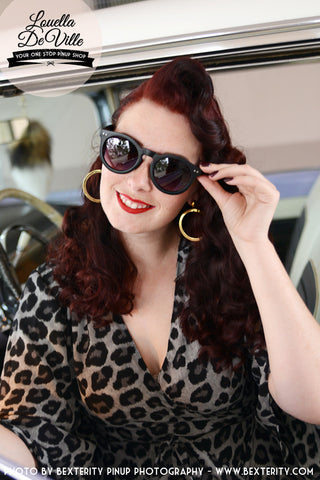Summer Deco Wayfarer Sunglasses (2 colours!)