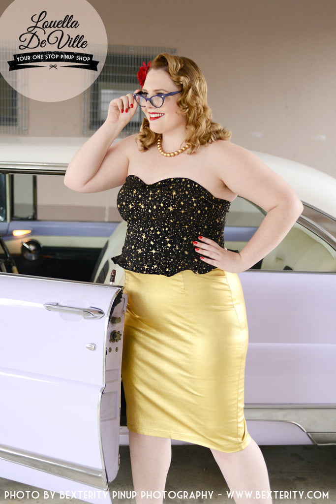 Collectif Atomic Star Ursula Bustier