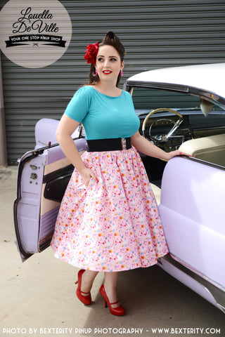 Louella DeVille Bettie Skirt Sew Lovely