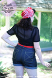 Vintage Style Turban Twist (Various Colours & Prints)