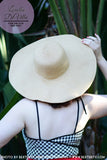 Summer Wide Brim Sun Hat (Various Colours!)