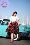 In A Pinch Black Lobster Bettie Skirt