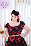 Louella DeVille In A Pinch Black Lobster Gypsy Lola Top