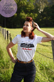 Louella DeVille Custom Repair Garage Tee