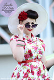 Dita Inspired Temptress Sunglasses