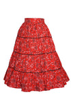 Louella DeVille Dolly Paisley 1957 Skirt