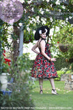 Louella DeVille Hermosa Rosa Bettie Skirt