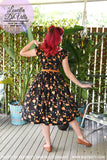 Louella DeVille For Fox Sake Black Fox Bettie Skirt