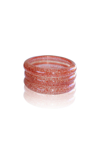 Glenda Glitter Bangle (Various Colours)