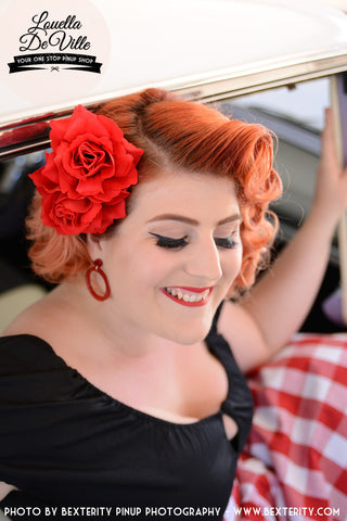 PinUp Large Pin Curl & Sectioning & Wave Clips