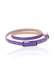 Patent Thin Belt (Various Colours)