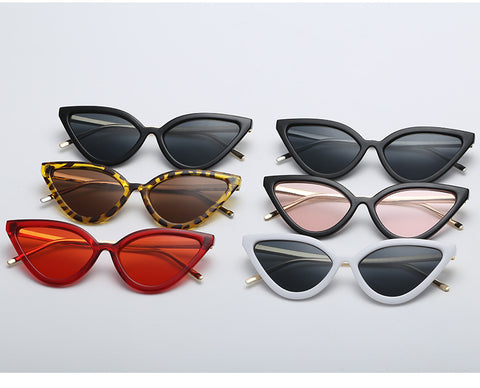 Twiggy Cat Eye Sunglasses (Various Colours!)