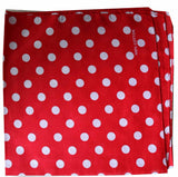 Polka Dot Bandana (Various Colours)