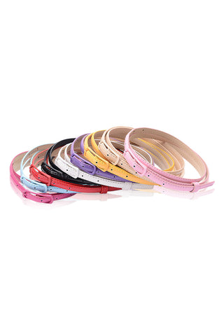"Rock n Roll Elastic Belt 2"" (Various Colours)"