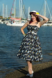 Louella DeVille Sail Away Polly Dress