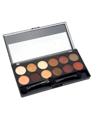 City Color Nudes Shadow Palette