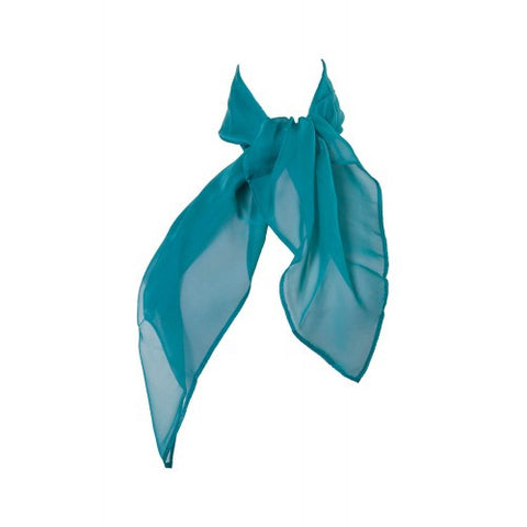 "Tatyana 26"" Sheer Chiffon Scarf (Various Colours!)"