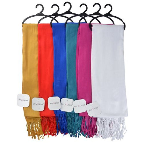 Winter Pashmina Scarf (Various Colours!)