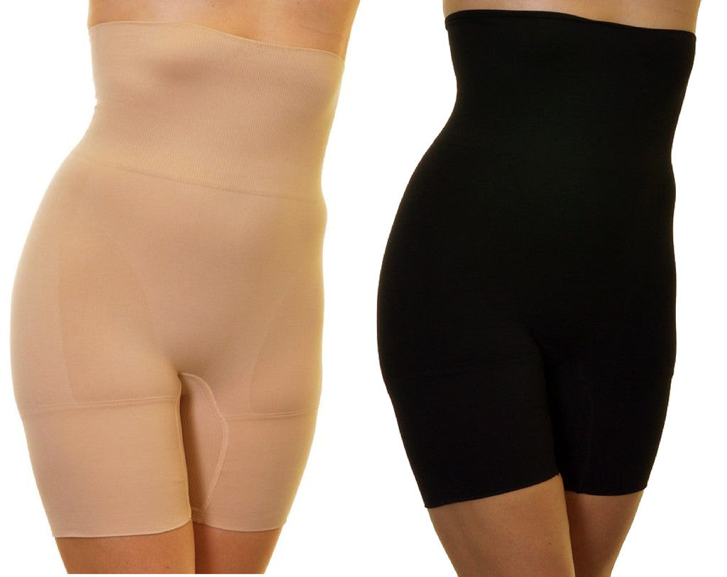 Under Control Seamfree Bums Tims & Thigh Shaper