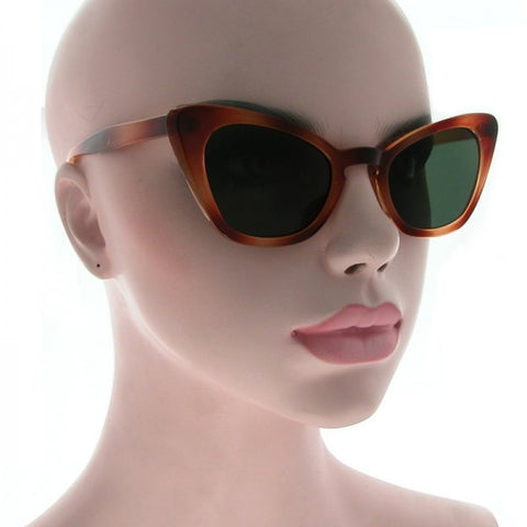 Hillary Mod Cat Eye Glasses 1732 (Various Colours!)