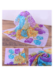 Square 70cm Vintage Style Head Scarf (Various Colours!)