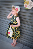 Lil Lulu Sunshine Hat & Bag Set (Various Colours!)