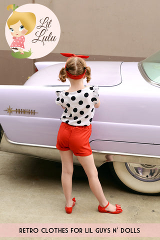 Lil Lulu Dotty For Dots Set