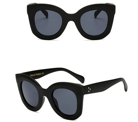Noah Vintage Cat Eye Sunglasses (2 Colours!)