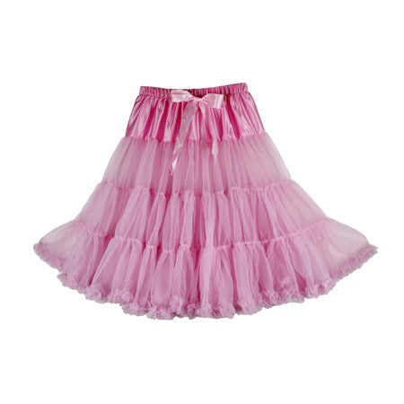 Louella DeVille Luxurious Single Layer Petticoat Light Pink 26""