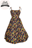 Louella DeVille Sangria Polly Summer Dress