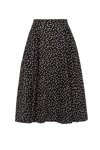 Emily & Fin Scattered Dots Sandy Circle Skirt