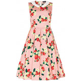 Dolly & Dotty Strawberry Annette High Tea Dress