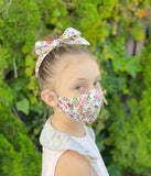 Heirloom Mask Pack of 3 - Kids Size 3-6 Yrs