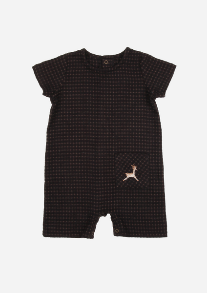 Deer Overall, Anthracite
