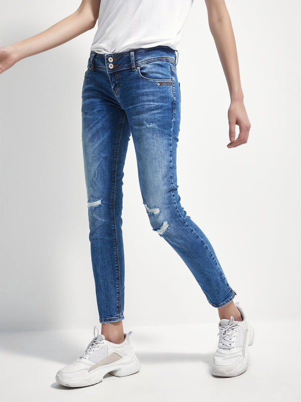 Georget Edina Slim Ankle Length Jean