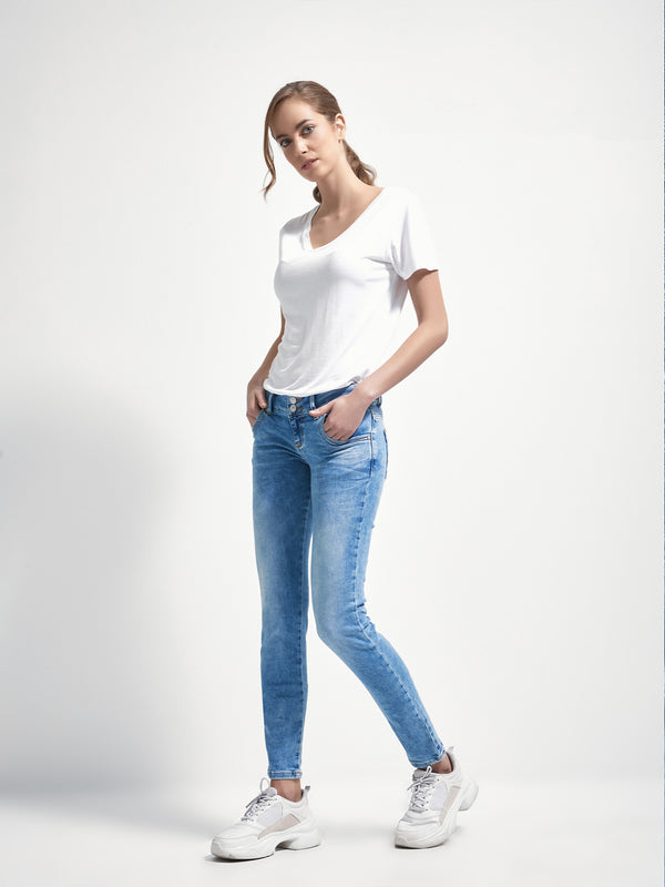 Molly Myra Low Rise Super Slim
