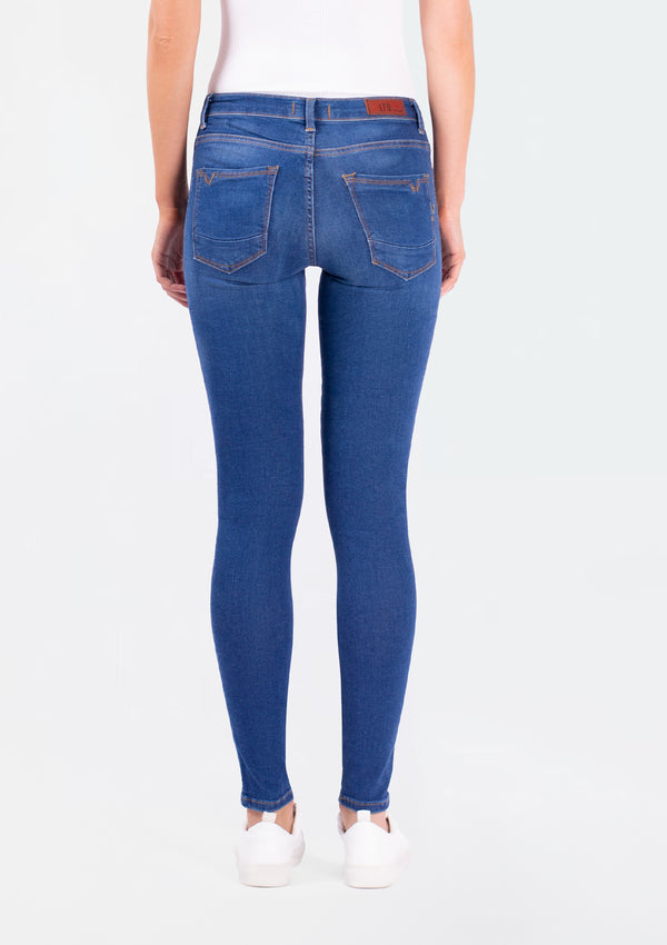 New Tanya B Espina High Rise Skinny