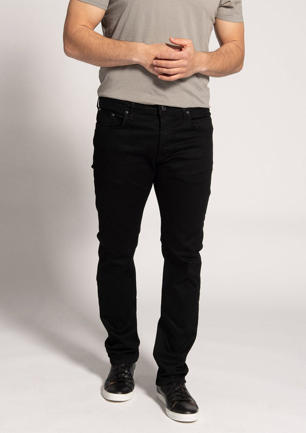 Paul Black Straight Jeans