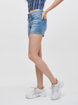 Caren Wide High Rise Short