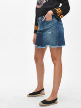 Arnella Olisa Denim Skirt