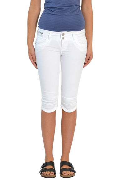 Jonquil Cycle White Capri