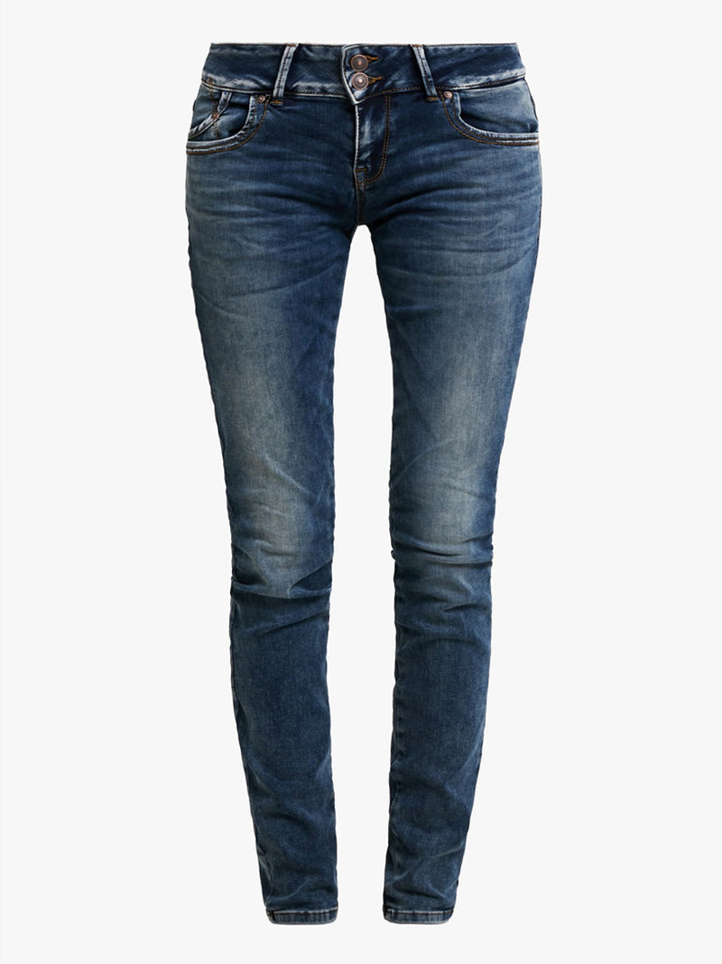 Molly Nome Low Rise Super Slim Denim