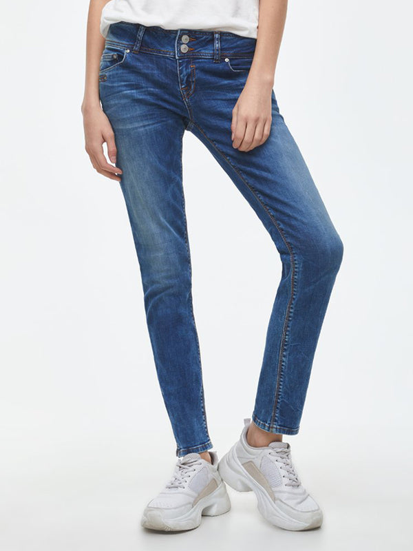 Georget Irea Low Rise Slim Denim