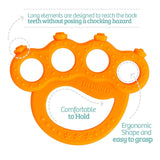 Brass Knuckles Teether - Through my baby's eyes