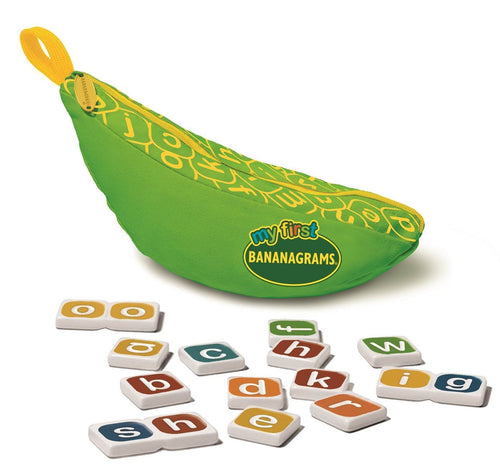 My First Bananagrams® - Through my baby's eyes