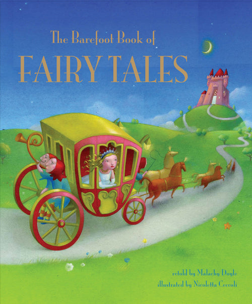 The Barefoot Book of Fairy Tales - Hardcover - Through my baby's eyes