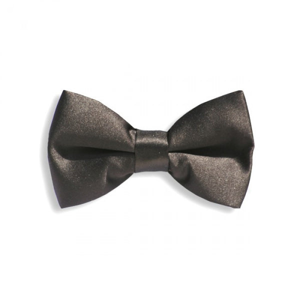 Baby/Kids Solid Black Bow Tie - Through my baby's eyes